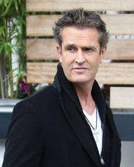 rupert everett curses on live tv